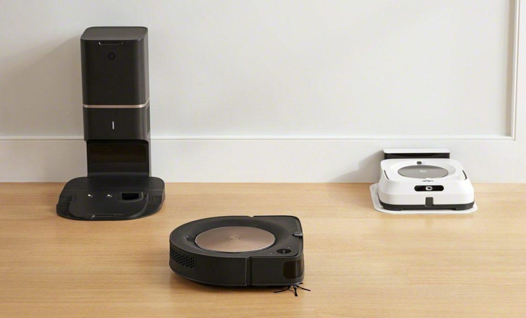 Roomba S Series Imprint Link Tech